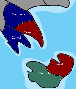 Election Results by Region