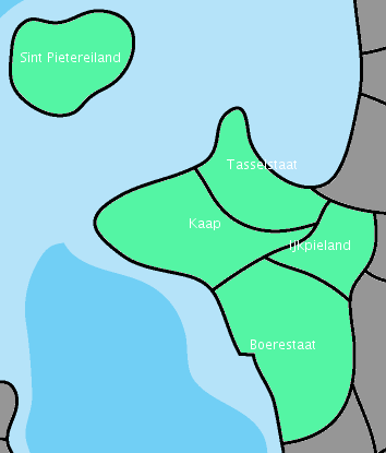 The Republiek van Seridjan (Republic of Saridan)